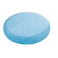 Мягкий поролоновый полировальный диск, гладкий, синий 2 и 3 шаг, липучка, 150x30мм MENZERNA