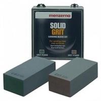 Набор шлифовальных блоков (2 шт. - Р2000 и Р3000), для тонкой шлифовки и удаления дефектов. MENZERNA