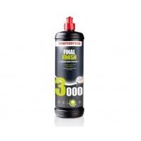 Низкоабразивная доводочная полировальная паста FF3000.  0,25л MENZERNA
