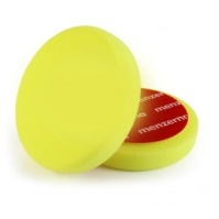 Сверхжесткий поролоновый полировальный диск.Размер: диам. 150 мм. Цвет: жёлтый. Крепление: липучка (