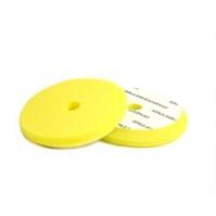 Сверхпрочный поролоновый полировальный диск, зеленый, 130/150 мм, 30мм, липучка (Velcro) MENZERNA