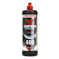 Универсальная высокоабразивная полировальная паста Super Heavy Cut Compound 400. 1л MENZERNA