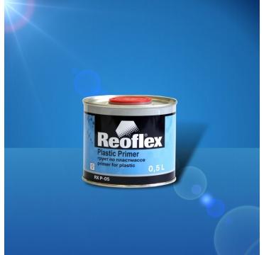 Грунт  по пластмассе 1К серый   0,5 л REOFLEX
