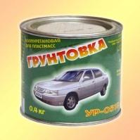 "Грунт УР- 0514 по пластику серый (""Экопол"")  0,4 д/пласт. REOFLEX"