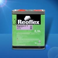 Отвердитель для лака Express 2+1  2,5 л REOFLEX