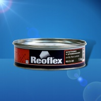 Шпатлевка с углеволокном  Flex Carbon 1 кг+0,025 REOFLEX
