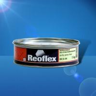 Шпатлевка со стекловолокном Glass fiber  1 кг+0,025 REOFLEX