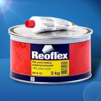 Шпатлевка универсальная Multi  2 кг+0,05 REOFLEX