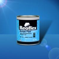 Эмаль для бамперов Bumper Paint серая (0,75 л) REOFLEX