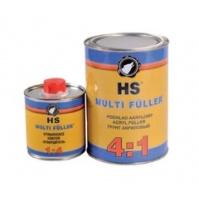 Грунт акриловый HS 4:1 ACRYLFILLER черный 0,8+0,2л MULTIFULLER