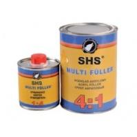 Грунт акриловый SHS 4:1 ACRYLFILLER черный 0,8+0,2л MULTIFULLER