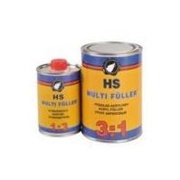 Грунт-изолятор HS 3:1 мокрый по мокрому серый 0,75+0,25л MULTIFULLER
