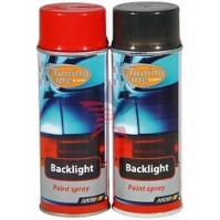 Лак для тонировки фонарей черный 0,4л MOTIP