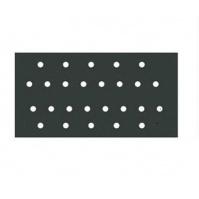 Основа для крепления шлифовальных полос 115 мм х 208 мм Rupes