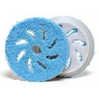 Полировальный диск из микрофибры d 80-100мм, синий Rupes