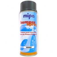 Spray Bumper Paint Серая 400мл Mipa