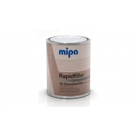 1K-грунт с высоким содержанием сухого остатка Темно-Серый. Rapidfiller 1л. (1K WashPrimer) Mipa