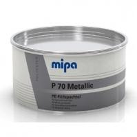 Шпатлевка Р70 полиэфирная (SOFT с Al-наполнителем) P70 - 2кг. Mipa