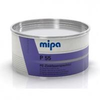 Шпатлёвка со стекловолокном (GLASS с цинковым наполнителем) P55 - 0,875гр. Mipa