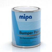 Краска для бампера Bumper Paint - 1л. черная Mipa