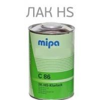 Лак HS C86 1л + отв. HS 86 0,5л Mipa