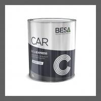 грунт 4+1 EXPRESS серый 7040 HS быстросохнущий акриловый без отвердителя BESA (1л)