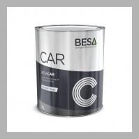 грунт 4+1 толстослойный светло-серый 7035 HS акриловый BESA (1л)