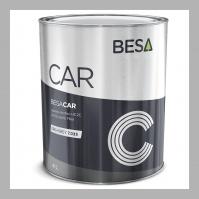 грунт 4+1 толстослойный светло-серый 7035 HS акриловый BESA (4л)