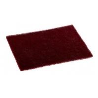 07447 3М - Лист скотч-брайт сверх тонкий (красный), 158 х 224 мм