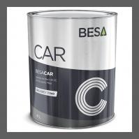 грунт 4+1 толстослойный серый 7040 HS акриловый BESA (4л)