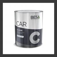 грунт 4+1 толстослойный темно-серый 7016 HS акриловый BESA (1л)