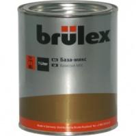 216 Satinweiss  Яркий белый 1л  X02049216 Brulex MIX
