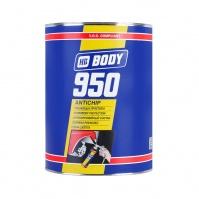 Антикоррозийный состав BODY 950 черн. 2 кг