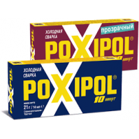 "POXIPOL 2080  ""Поксипол"" 70мл/82г.прозр."