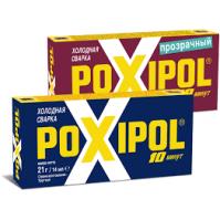 "POXIPOL 1972 ""Поксипол"" мет. 70 мл/108г"