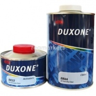 44 Лак 2К быстрый Duxone 4л. +22 Активатор быстрый Duxone 1л. (4:1)