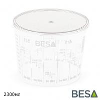 крышка для пластиковой емкости 2300мл BESA
