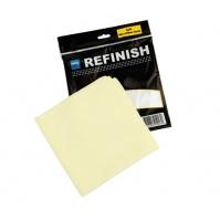 Салфетка желтая 40x40 микрофибра. Cartec