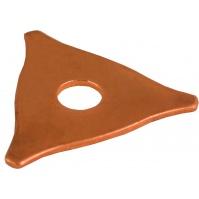 Электрод треугольный для споттера RedHotDot