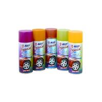 Аэрозольная краска Body флуор. 313   зел. 0,4 л
