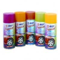 Аэрозольная краска Body флуор. 316   красн. 0,4 л