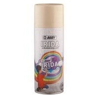 Аэрозольный акриловый лак BODY Irida бесцвет. 0,4 л