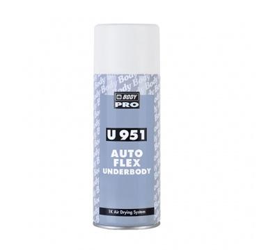 Аэрозольный антикор. состав Body 951 Autoflex  бел. 0,4л