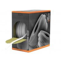 Эластичный самоклеящийся круглый поролоновый валик для защиты проемов при окраске 13мм x 50м Jeta