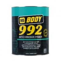 Аэрозольный грунт Body 992 1К алкидный корич. 0,4 л