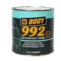 Аэрозольный грунт Body 992 1К алкидный черн. 0,4 л