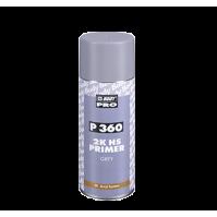 Аэрозольный грунт BODY PRO P360 HS 2К бел. 0,4 л