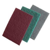 119.00 Абразивный материал на синтетической основе 150х230мм серый Orientcraft