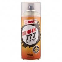 Аэрозольный растворитель Body 777 BLEND-IN  бесцвет. 0,4 л