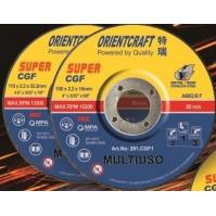 202.CGF3 Универсальный круг MULTIUSO по металлу и нерж. стали (125*2.2*22,2) Orientcraft